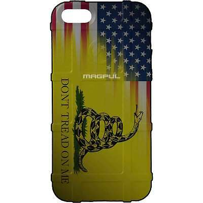 $39.95 • Buy Magpul Field Case For IPhone SE,4,5,5s. Don't Tread On Me USA Ego Tactical