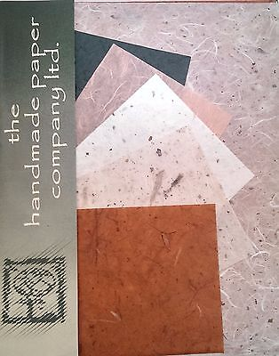 £2.99 • Buy 20 Sheets Mulberry Paper In 2 Sizes /Scrap Book/Decoupage/Art/Craft /Various