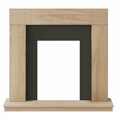 £200 • Buy Cobley Wooden Fire Surround 39 Inch Reversible Back Panel  ***(FREE DELIVERY)***