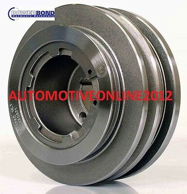 AU258.05 • Buy POWERBOND OEM HARMONIC BALANCER For TOYOTA CELICA ST184 2.2L 5SFE