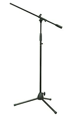 Microphone Stand With Foldaway Legs And Boom Arm NJS066 • 15.49£