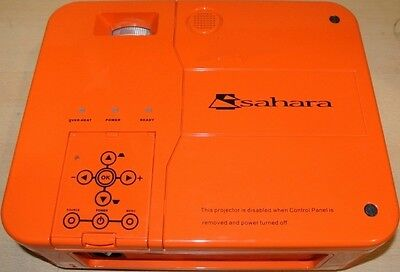 Sahara DP-3500 DLP Projector With 5102 Lamp Hours Used • 40£