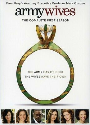 £15.02 • Buy Army Wives: The Complete First Season [New DVD]