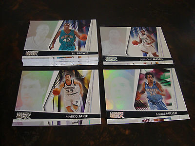 $ CDN9.67 • Buy 2005-06 Topps Luxury Box Basketball--Lot Of 19--No Dupes--Multi-Lots--See List