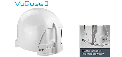 Maxview Vuqube 2 Fully Automatic Satellite System Twin Lnb Portable System • 678£