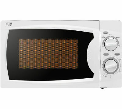 View Details ESSENTIALS C17MW14 Solo Microwave - White - Currys • 44.99£