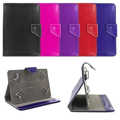 $ CDN11.24 • Buy PU Leather 8-inch Folio Skin Case Cover For Ellipsis 8 Slate 8 Nvidia Shield K1