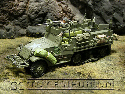 $89.50 • Buy ****  RETIRED   Forces  Of  Valor  -  US  M3A1  Half  Track  Normandy, 1944 ****