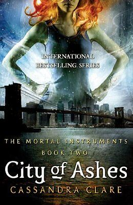 City Of Ashes (The Mortal Instruments, Book 2) By Cassandra Clare • 2.81£
