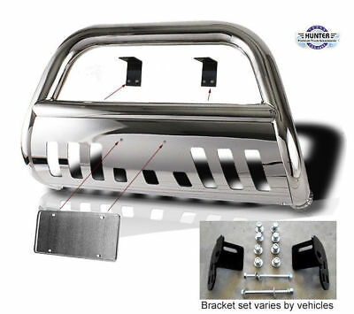 $1139.99 • Buy 2002-2012 Jeep Liberty Classic Bumper Guard Push Bull Bar In Stainless Steel