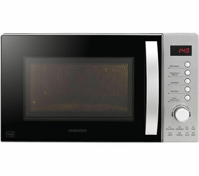 View Details KENWOOD K20MSS15 Solo Microwave - Stainless Steel - Currys • 64.99£