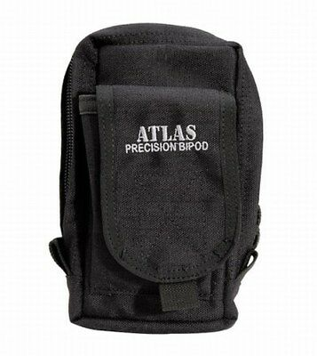 Atlas Bipod Pouch: For V8, PSR Or COB Models And Optional Feet - Black BT30 • 69.95$