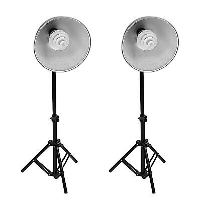 2 New Photo Video Studio Continuous Sparkler Dome Light Kit Stand For Tent UK • 39.95£