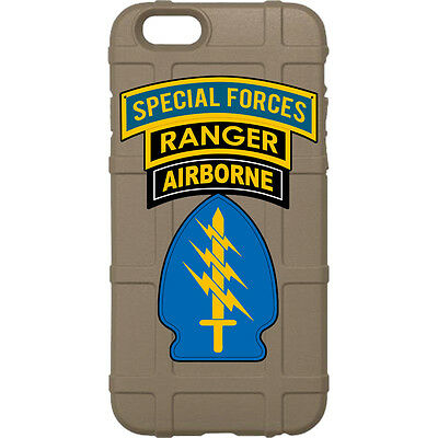 $39.95 • Buy Magpul Field Case For IPhone SE,4,5,5s. Custom Special Forces, Ranger Airborne