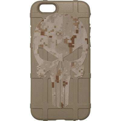 $39.95 • Buy Magpul Field Case For IPhone,4,5s,2017 SE.Custom DDC Punisher By EgoTactical FDE