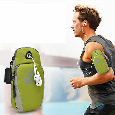 Gym Running Jogging Arm Band Sports Armband Case Holder Strap For IPHONE 8 7 6s  • 1.99£