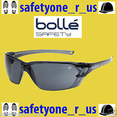 AU34.50 • Buy 2x Pairs Bolle Safety Glasses - Prism - Smoke Lens Sunglasses UV400 Rated