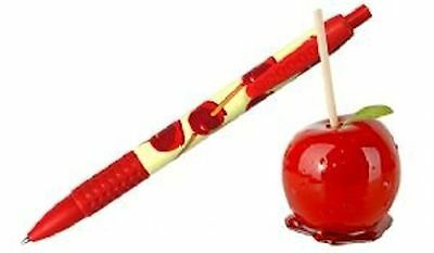 Snifty Toffee Apple Scented Black Ballpoint Pen - Great For Kids School Rewards  • 3.49£