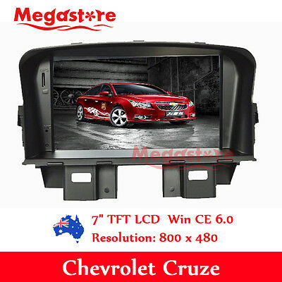 AU522.45 • Buy 7  Car DVD GPS Player Stereo Head Unit For Chevrolet Cruze Holden Cruze