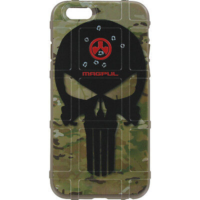 $39.95 • Buy Magpul Field Case For IPhone SE,4,5,5s. Multicam/Scorpion Head Shot Punisher Ego