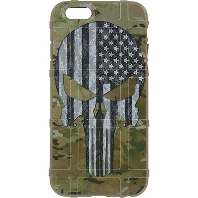 $39.95 • Buy Magpul Field Case For IPhone SE,4,5,5s. Multicam/Scorpion US Subdued Punisher