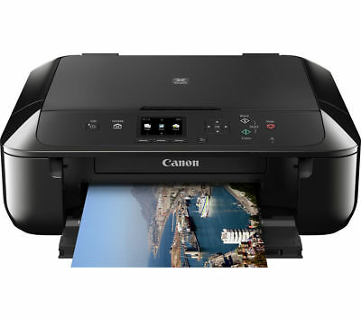 View Details CANON PIXMA MG5750 All-in-One Wireless Inkjet Printer - Currys • 45.00£