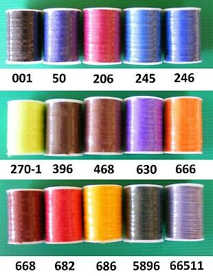 Tackle Plus Grade A NCP Whipping Thread - Fishing Rod Building Repairs • 4.99£