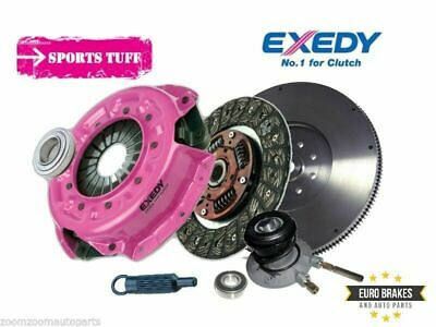 AU1582.20 • Buy Exedy HEAVY DUTY Clutch Kit Holden COMMODORE VE V8 L98 2006-2010 Inc SMF & SLAVE