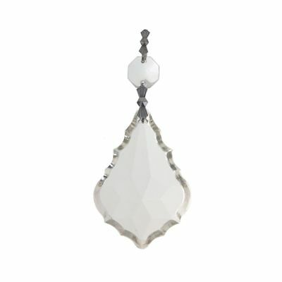 £12 • Buy Replacement 1 Bead Chandelier Crystal Effect Droplet Pendant Champagne Litecraft