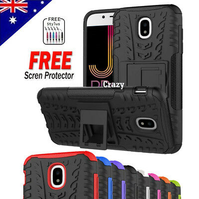 AU6.99 • Buy Heavy Duty Tough Strong Case Cover For Samsung Galaxy J3 6 2016 | J3 Pro 2017
