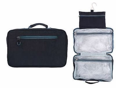 AU18.95 • Buy Mens Wet Pack Toiletry Bag Travel Pack Storage Toiletry Fathers Day Gift