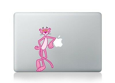 $8 • Buy PINK PANTHER COOL Macbook Sticker Viny Decal For Macbook Air/Pro/Retina 13 15