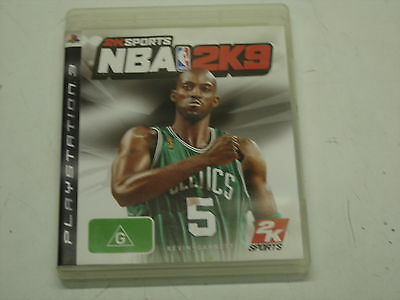 AU12 • Buy Ps3 Game Nba 2k9