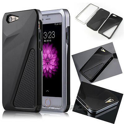 AU12.98 • Buy 3 In 1 Sport Car F Iphone 6 / 6s PLUS Heavy Duty Hybrid Hard Defender Armor Case