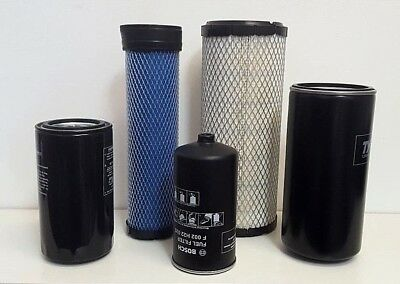 $204 • Buy Filters Pack Of 5 For  Mahindra Tractor   2555 Gear