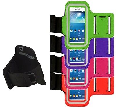 Gym Sports Running Jogging Armband Case Cover Holder For IPhone  4 4S 5 5S 5C SE • 1.45£