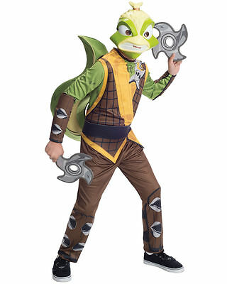 £7.92 • Buy Skylanders Swap Force Stink Bomb Costume For Kids Size Small New Rubies 880256