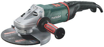 AU335 • Buy Metabo 230mm (9 ) Angle Grinder MVT 2400w - Soft Start/Quick Nut - WE24-230MVTQ