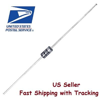 $ CDN2.42 • Buy 20 Pcs 1N4001 Diode 1A 50V  IN4001 DO-41 - US Seller Fast Shipping With Tracking