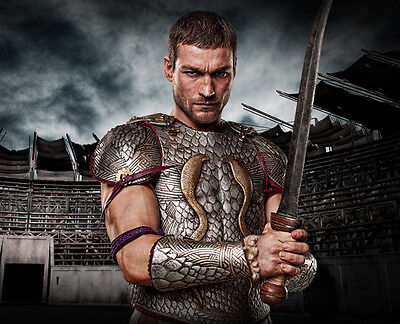 £1.50 • Buy Andy Whitfield UNSIGNED Photo - E1457 - Spartacus: War Of The Damned