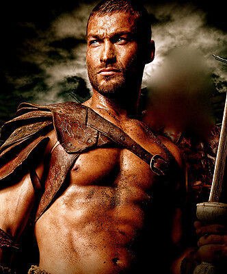 £1.50 • Buy Andy Whitfield UNSIGNED Photo - E1458 - Spartacus: War Of The Damned
