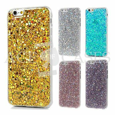 AU6.87 • Buy New Bling Silicone Glitter ShockProof Case Cover For Apple IPhone 6 6s 7 7 Plus
