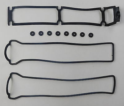 AU44.86 • Buy Rocker Cam Cover Gasket Set Fits Toyota Mr2 Corolla Celica 1.6 4a-ge 4age
