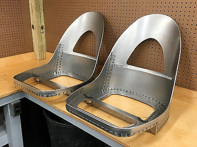 AU2423.58 • Buy Jaguar E-Type, XKE 3.8 OTS Roadster Seat Frames - NEW & ABSOLUTELY PERFECT!!!