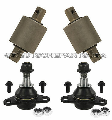 VOLVO XC90 Front Control Arm Ball Joints Bushings  Left + Right 31277881 SET 4 • 67.99$