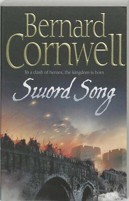 £3.10 • Buy Sword Song (Alfred The Great 4) By Bernard Cornwell