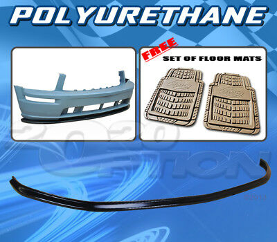 $99.95 • Buy For Ford Mustang V6 05-09 T-v Front Bumper Lip + Dickies Floor Mat Tan