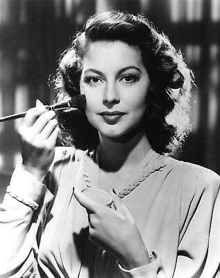 Ava Gardner Film Star 10x8 Black & White Photo Print Poster • 3.99£