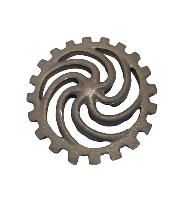 £21.50 • Buy Rayburn Royal Or Regent Solid Fuel Riddling Wheel Grate - AGA Rayburn Spare Part