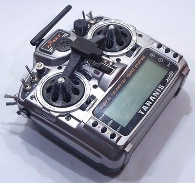 AU22.28 • Buy 2x For FrSKY Taranis X9D,X9D Plus Rod Rotor Riot Protect Gimbal Guard+hold Clip